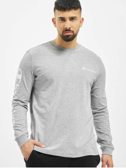 Champion Legacy T-Shirt manches longues Legacy gris