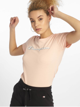 Champion Legacy T-Shirt Impatiens rosa