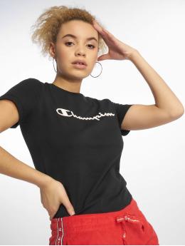 Champion Legacy T-Shirt  schwarz
