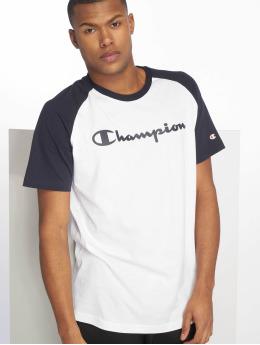 Champion Legacy T-shirts Crewneck hvid