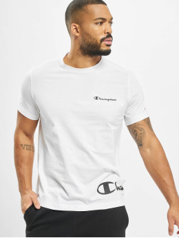 Champion Legacy T-Shirty Legacy  bialy