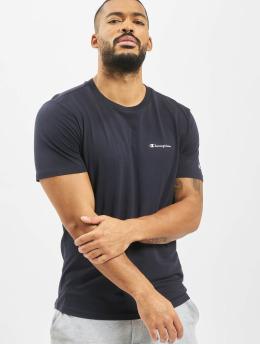 Champion Legacy T-Shirty Legacy  niebieski