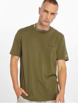 Champion Legacy T-Shirty Legacy  oliwkowy