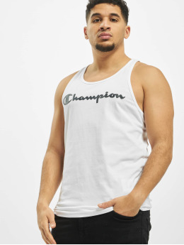Champion Legacy Tank Tops Classic bialy