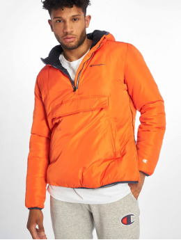Champion Legacy Winterjacke Hooded  orange