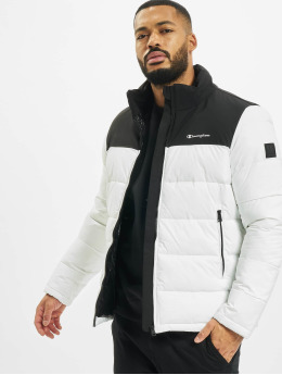 Champion Puffer Jacket Legacy white