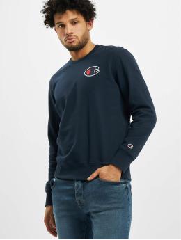 Champion Pullover C-Logo blau