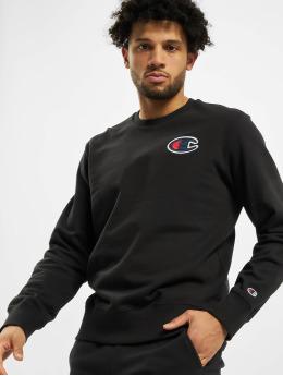 Champion Pullover C-Logo schwarz