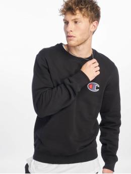 Champion Rochester Пуловер Single Logo черный