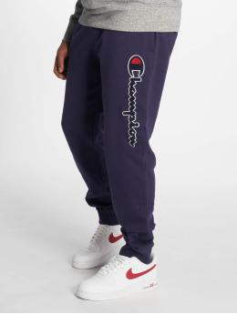 Champion Rochester Спортивные брюки Rib Cuff синий