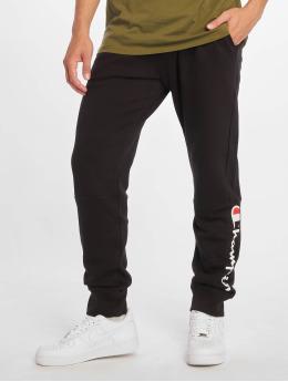 Champion Rochester Спортивные брюки Rochester Rib Cuff черный