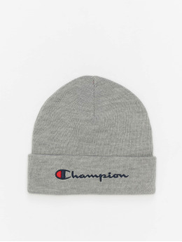 Champion Rochester Beanie Big Logo grigio