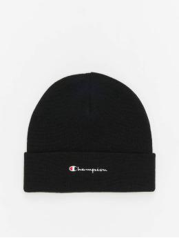 Champion Rochester Beanie Label zwart