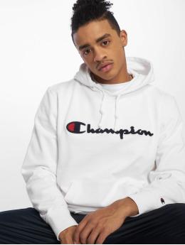 Champion Rochester Bluzy z kapturem  bialy