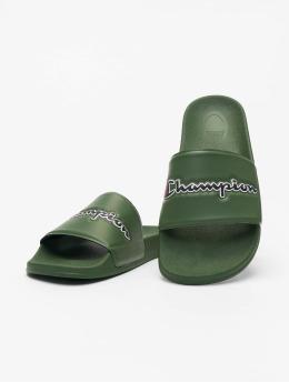 Champion Rochester Claquettes & Sandales M-Evo Script vert