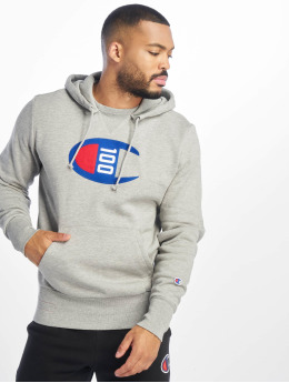 Champion Rochester Hoodie Century Collection grå