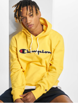 Champion Rochester Hoody Rochester geel