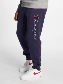 Champion Rochester Pantalón deportivo Rib Cuff azul