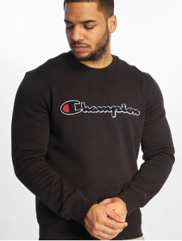 Champion Rochester Pullover Labels schwarz
