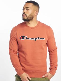 Champion Rochester Pulóvre Labels  oranžová