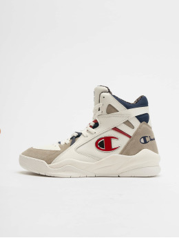 Champion Rochester Sneakers Century High Cut Zone hvid
