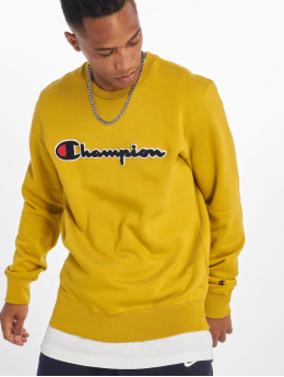Champion Rochester Sweat & Pull Labels jaune