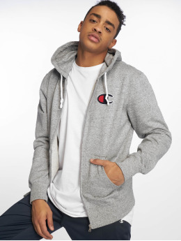 Champion Rochester Sweat capuche zippé  gris