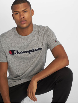 Champion Rochester T-Shirt Rochester Crewneck gray