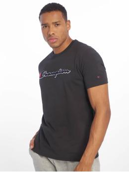 Champion Rochester T-Shirt Crewneck schwarz