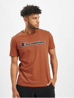 Champion Rochester T-shirts Rochester  brun