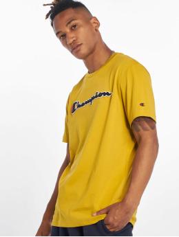 Champion Rochester T-skjorter Rochester gul
