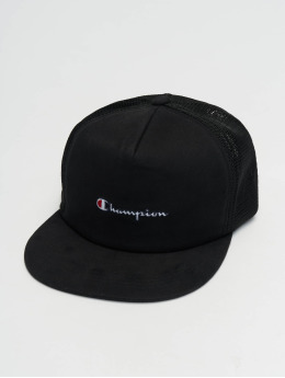 Champion Rochester Trucker Cap Basketball schwarz