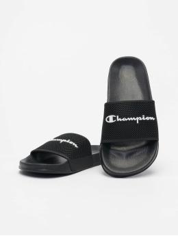 Champion Sandalen Legacy Slide Daytona schwarz