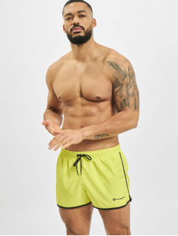 Champion Short de bain Legacy Swim jaune