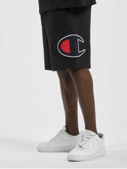 Champion Shorts Rochester Bermuda schwarz
