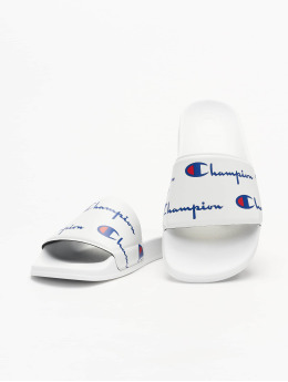 Champion Slipper/Sandaal Premium  wit