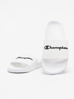 Champion Slipper/Sandaal Legacy Slide wit