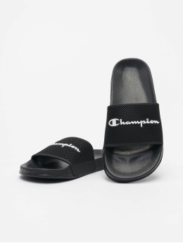 Champion Slipper/Sandaal Legacy Slide Daytona zwart