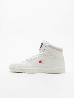 Champion Sneaker Legacy New York Mid Cut weiß