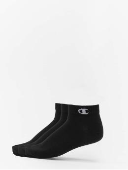 Champion Socken X3 Legacy  schwarz