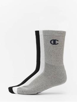 Champion Socks X3 Legacy Crew  colored