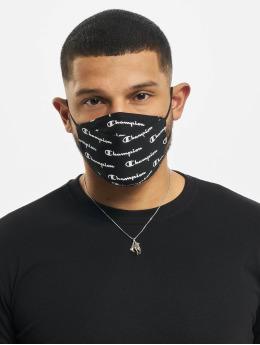 Champion Sonstige Facemask  schwarz