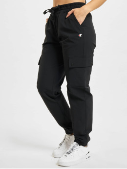 Champion Spodnie Chino/Cargo Elastic Cuff  czarny