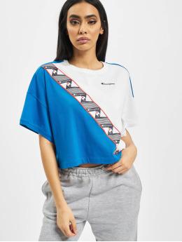 Champion T-paidat Pattern  valkoinen