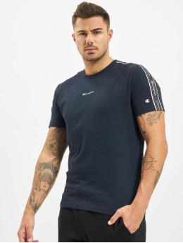 Champion t-shirt Legacy  blauw