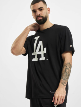 Champion T-Shirt Legacy Los Angeles Dodgers noir