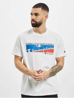 Champion T-Shirt Legacy weiß