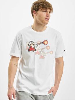 Champion T-Shirt Rochester x Super Mario Bros white