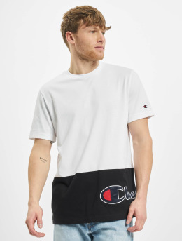 Champion t-shirt Rochester  wit