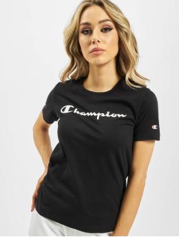 Champion t-shirt Legacy  zwart